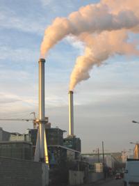 incinerateur